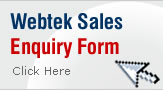 Webtek Sales Enquiry